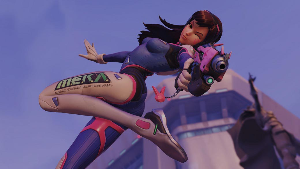Hana Song aka D.Va
