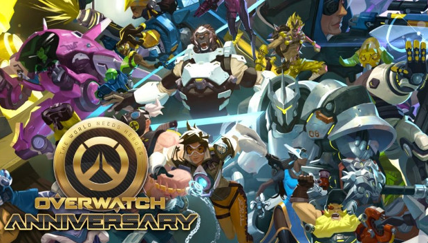 First anniversary of Overwatch